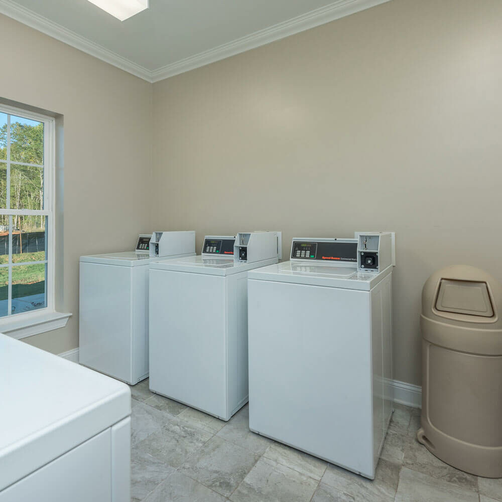 Affordable luxury apartments Located in the foothills of North Carolina